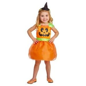 Other - NWOT Pumpkin dress